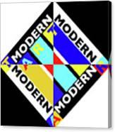 Art Modern Canvas Print