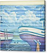Art On The Bayfront 1 Canvas Print