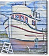 Art On The Bayfront 2 Canvas Print
