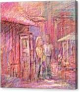 Art Show Canvas Print