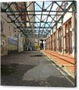 Art Space In Former Power Plant Canvas Print