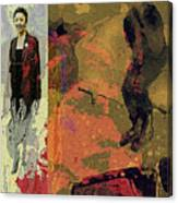 Art Warrior Canvas Print