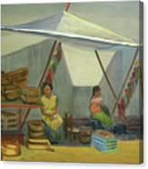 Artesanas Canvas Print
