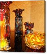 Artistic Glass 2 Canvas Print