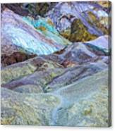 Artist's Palette Canvas Print