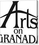 Arts On Granada Canvas Print