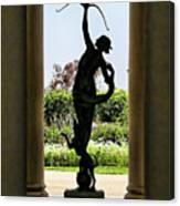 Arts Sculpture California Museum   Canvas Print