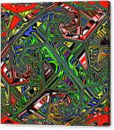Artwork Ovoid Canvas Print