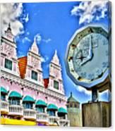 Aruba Time Canvas Print