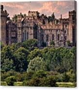 Arundel Castle Canvas Print