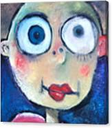 As A Child Canvas Print