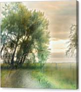 As Days Go By Canvas Print