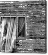 As If A Ghost Canvas Print