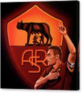 As Roma Painting Canvas Print