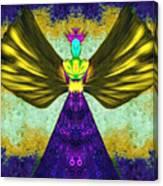 Asariel Canvas Print