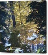 Ashland Reflections Canvas Print