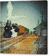 Ashland Station Canvas Print