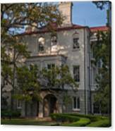 Ashley Hall School In Charleston Sc Canvas Print