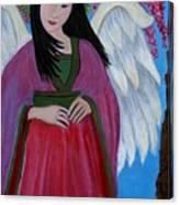 Asian Earthangel Tuyen Canvas Print