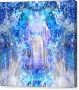 Asiaq-goddessofweather Canvas Print