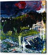Asklepion Canvas Print