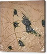 Asleep - Tile Canvas Print
