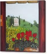 Asolo Italy Canvas Print