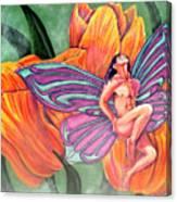 Asperity Canvas Print