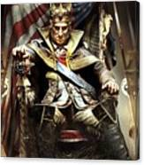 Assassin's Creed IIi Canvas Print