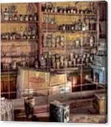 Assay Office Canvas Print