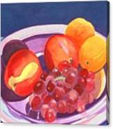 Assorted Fruit Canvas Print