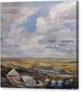 Abbey Farm Canvas Print