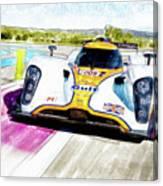 Aston Martin Vantage 009 Canvas Print