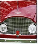 Astonmartin Db2/4 Mark IIi Canvas Print