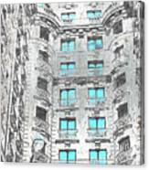 Astor Canvas Print