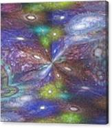 Astral Anomaly Canvas Print