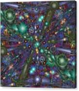 Astral Elixir Canvas Print