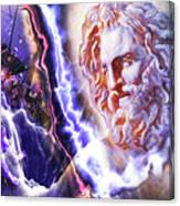 Astral Experience Canvas Print