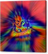 Astral Flight While Awake Canvas Print
