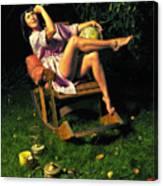 Astrologer40x60 Canvas Print