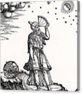 Astronomer, Probably Ptolemy Of Alexandria Canvas Print