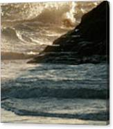 Astwood Beach Canvas Print
