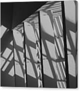 Asylum Windows Canvas Print