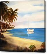 At Bay Canvas Print