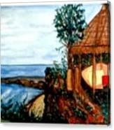 At Kuta Beach Canvas Print