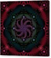 At The Bottom Of The Sea Are Rubies Canvas Print