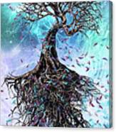 At the Root of All Things Canvas Print