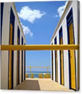 At The Seashore 2 Canvas Print