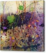 At The Spring Canvas Print