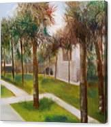 Atalaya Huntington Beach Sc Canvas Print